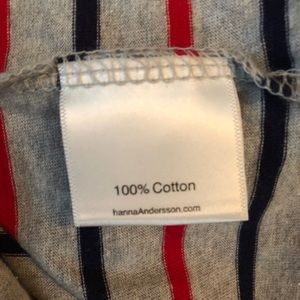 Hanna Andersson Shirts & Tops - NWT Hanna Andersson toddler boys stripe polo LS